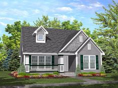 - 73143HS | 1st Floor Master Suite, CAD Available, Country, PDF, Traditional | Architectural Designs