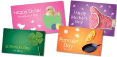 Lead Generation – A Brief Overview Of Seasonal Marketing Pancake Day, Cloud Computing, Lead Generation, Happy Mothers Day, Happy Easter, Seasons, Shapes, Marketing, Fun
