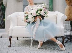 Prima Ballerina Wedding Inspiration - Belle The Magazine