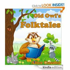 Cute folktales for little readers
