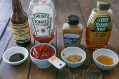 Delicious Meatloaf Sauce Recipe Meatloaf sauce ingredients measured out Meatloaf Topping, Meatloaf Glaze, Sauce For Meatloaf, Easy Meatloaf Sauce Recipe, Best Meatloaf, Meatloaf Recipes, Hamburger Recipes, Sauce Recipes, Cooking Recipes