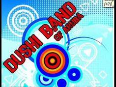 Dushi Band - Dushi pa bo Band, Places, Sash, Lugares, Bands, Tape