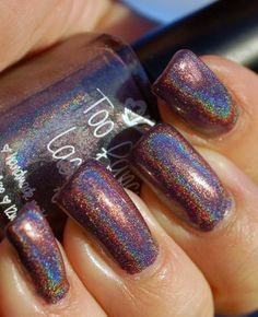 Too Fancy Lacquer Aphrodite