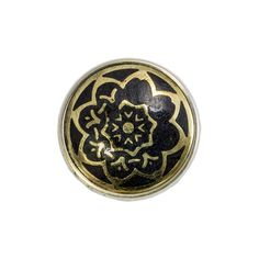 Noosa Amsterdam Chunk - Flower of Life – The geometric pattern of the Flower of Life is sometimes also seen as the blueprint of life.  Everything in nature is built on this. Available at www.seasonsemporium.com