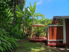 Hale Aloha the garden cottage