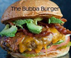 100 Ways To Prepare Hamburger | Hamburger Recipes : The Bubba Burger