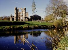 Elgin Cathedral, North & Grampian. One of our most picturesque properties, dating to the 13th Century. #Scotland #History #Castles