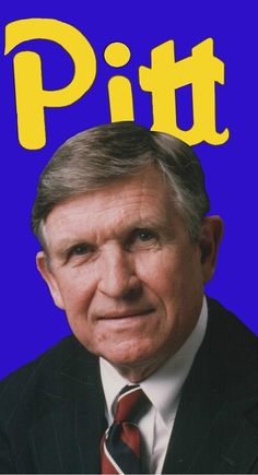 Photo of Johnny Majors from my collection.