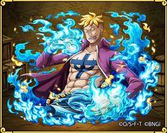 Marco Rebirth of Fire Whitebeard Pirates