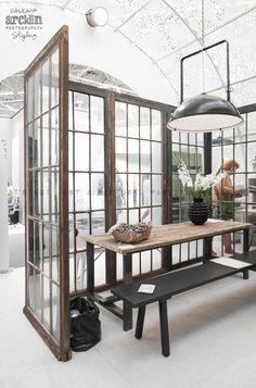 © Paulina Arcklin | COMBITEX stand at Woonbeurs Amsterdam fair 2014 Fabric Room Dividers, Wooden Room Dividers, Hanging Room Dividers, Sliding Room Dividers, Wall Dividers, Dividers For Rooms, Office Room Dividers, Bamboo Room Divider, Room Divider Walls