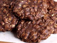 No Bake Chocolate Oatmeal Cookies Cake . I do promise those No Bake Chocolate Oatmeal Cookies made with peanut butter, oatmeal and cocoa are the quickest, tastiest, no bake cookies you may ever eat even though! children simply love them. Cheesecake Recipes, Cookie Recipes, No Bake Desserts, Dessert Recipes, Sweet Desserts, Easy Desserts, Dinner Recipes, Chocolate Oatmeal Cookies, Cake Chocolate