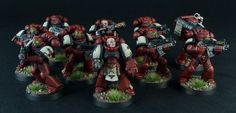 Blood Ravens Tactical Squad - Nice Gaming Quality