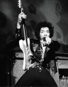Jimi is Pointing at You….