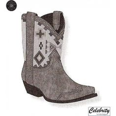 Cayuse Trader Boots | FALL 2012 Collection (sketch)