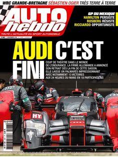 Auto Hebdo - 3 Novembre 2016