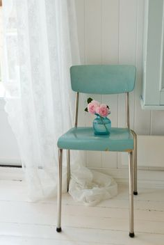 I Heart Shabby Chic: Sublime Shabby Chic Vintage Chair Decorating Ideas