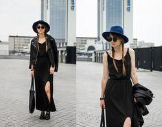 Stylish Ladies Women V Neck Sleeveless Strap Backless Split Solid Long Maxi Party Sexy Dress