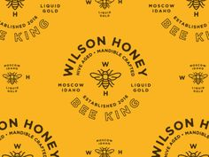 Wilson Honey Bee Kin