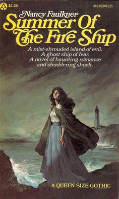 Nancy Faulkner: Summer of the Fire Ship