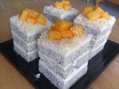 Sesame Cheese Cake