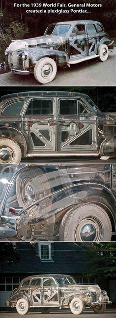 Plexiglass Pontiac...