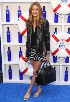 Olivia Palermo Governors Ball Music Festival Kick-Off Party June 6 2013