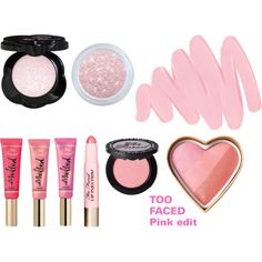 – Spring edit 1 – Too Faced