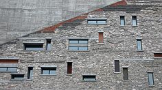 Wang Shu - Ningbo Historic Museum   (Evan Chakroff)
