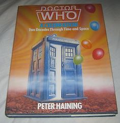 #Doctor who #hardback book #signed by 10 - gerry davis, tom baker & 8 autograph ,  View more on the LINK: http://www.zeppy.io/product/gb/2/321941476984/