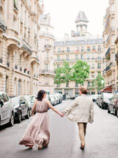 10 Couples Show Us Why #ParisIsAboutLife: http://www.stylemepretty.com/collection/2886/