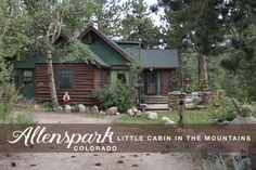 We just got back from a mini family reunion. Three families came together from Mississippi, Colorado and California at Serenity Cabin in Allenspark, Colorado (12 miles from Estes Park) to enjoy the...
