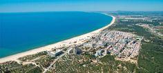 Monte Gordo e VRSA lideram taxa de ocupação no Algarve em 2015