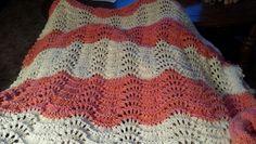 LylaClara's blanket. It sparkles!