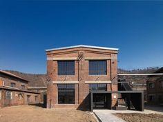 Rekonstrukce uhelného mlýna | Archicakes