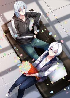 Love Games, Kawaii Anime, Anime Guys, Idol, Character Design, Boys, Anime Male, Girls, Manga Boy