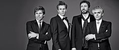 La banda británica Duran Duran, que dominó las listas de ventas en los años ochenta, vuelve a la primera línea internacional con un próximo nuevo disco y un documental dirigido por David Lynch. El próximo día 10 de septiembre, Duran Duran Unstage se exhibirá sólo un día en trescientas salas de cine de Estados Unidos.  http://narrma.es/duran-duran-en-cine/