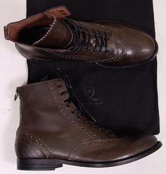 Alexander McQueen - Brogue Boots