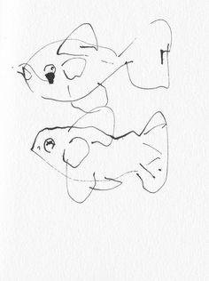 twee visjes geert lammers