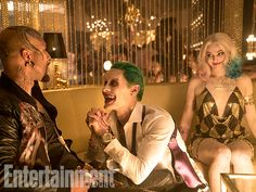 'Suicide Squad': See EW's Exclusive New Photos and Covers