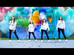 Haschak Sisters - Colors - YouTube