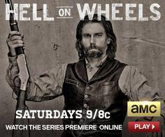 AMC's Hell on Wheels