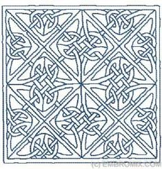 $3.39 Celtic Pattern 4