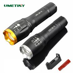 UMETINY Bright light 2000LM 103D CREE T6 LED Flashlight 5 model Zoomable Flash Light Camping Torch Lanternas electric torch(China (Mainland))