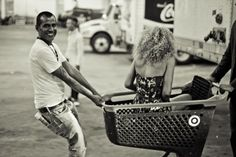 Beyoncé shops at target.  I shop at target.