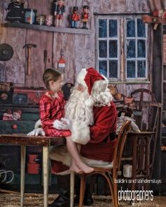 Niagara Christmas Photos-At Santa's Workshop and Project Share Food Drive. Packages start at $64.95 plus taxes. Dates Nov 16-17-18- and 24th. Images by Baldini and Vandersluys Photographers Niagara Falls Ont  Click on the photo for more info or call us at 905 354-8692