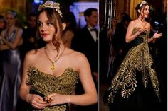 The Queen of the Upper East Side earned her place as a fashion icon after six seasons of headbands, textured tights, and lady-like silhouettes.