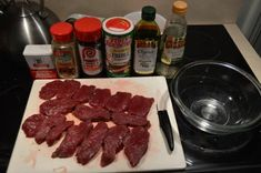 The Most Amazing Venison Steaks : 5 Steps (with Pictures) - Instructables Venison Chops Recipes, Deer Steak Recipes, Backstrap Recipes, Cooking Venison Steaks, How To Cook Venison, Venison Tenderloin, Venison Meat, Cube Steak Recipes, Leche Flan