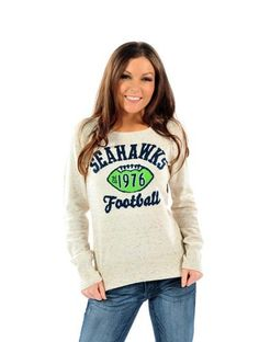 Seattle Seahawks Loud  Cheer Sweater...  MUST HAVE!