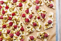Yogurt Bark / Photo by Chelsea Kyle, Food Styling by Anna Stockwell
