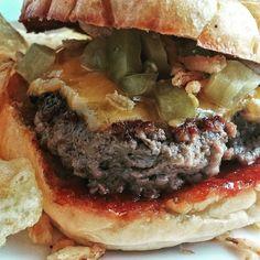 Smoky Mountain Burger
